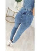 push up jeans leginsy nnowe