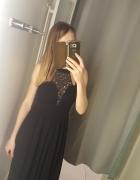 Nowa Dluga elegancka sukienka top shop...