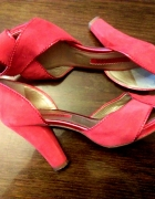 Pantofle sandałki Deni Cler