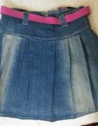 PLISOWANA spódnica dziecięca