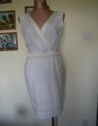 elegancka lniana sukienka Tk max 38 40...