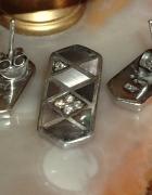 srebrny komplecik 925