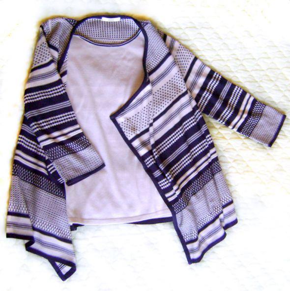Podwójny sweterek