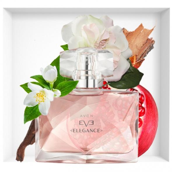 Avon EVE ELEGANCE perfumy 50 ml NOWE