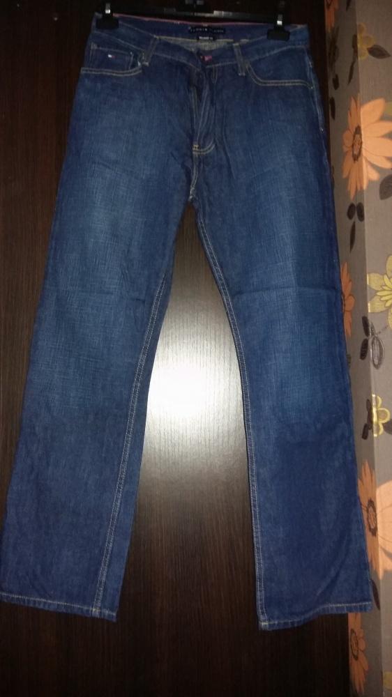 spodnie dżinsowe TOMMY HILFIGER...