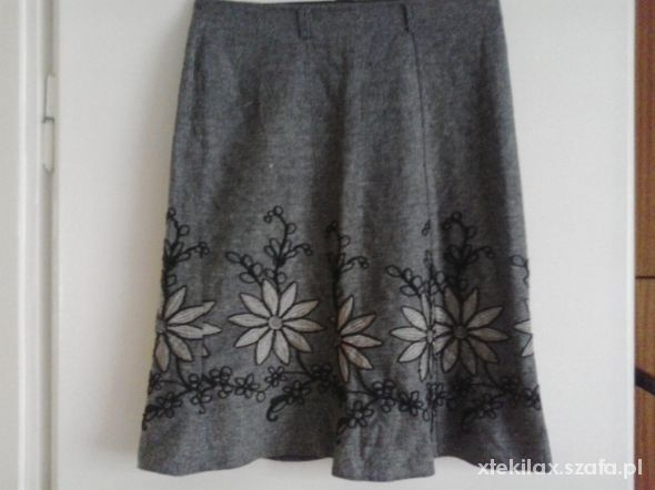 Spódnice Ciepła spódnica 42