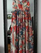 Ładna sukienka mango