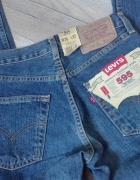 jeansy Levis...