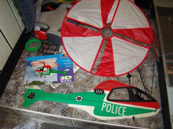 Zabawki Latawiec Helikopter