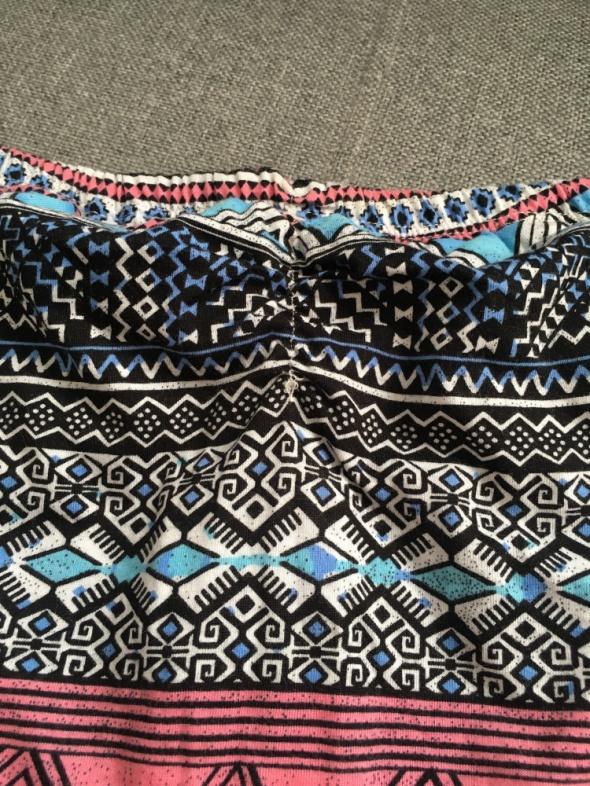 Kolorowa bluzeczka bez ramiączek rozmiar XS
