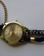 Modny nowy zegarek
