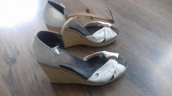 Sandalki tommy hilfiger rozmiar 37