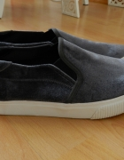 Nowe welurowe buty Next 39...