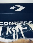 Klasyczne czarne converse 39 40...