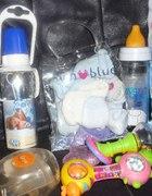 Butelki i inne drobiazgi dla malucha