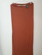 spódnica maxi minimalizm...