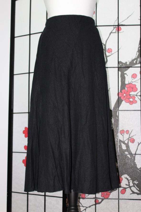 Spódnice spódnica czarna hiszpanka długa midi maxi boho