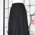 spódnica czarna hiszpanka długa midi maxi boho