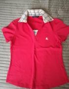 Bluzeczka czerwona...