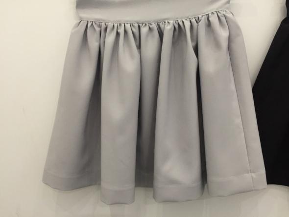 Spódnice spódnica rozkloszowana zamek