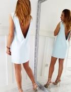 sukienka bez pleców hit