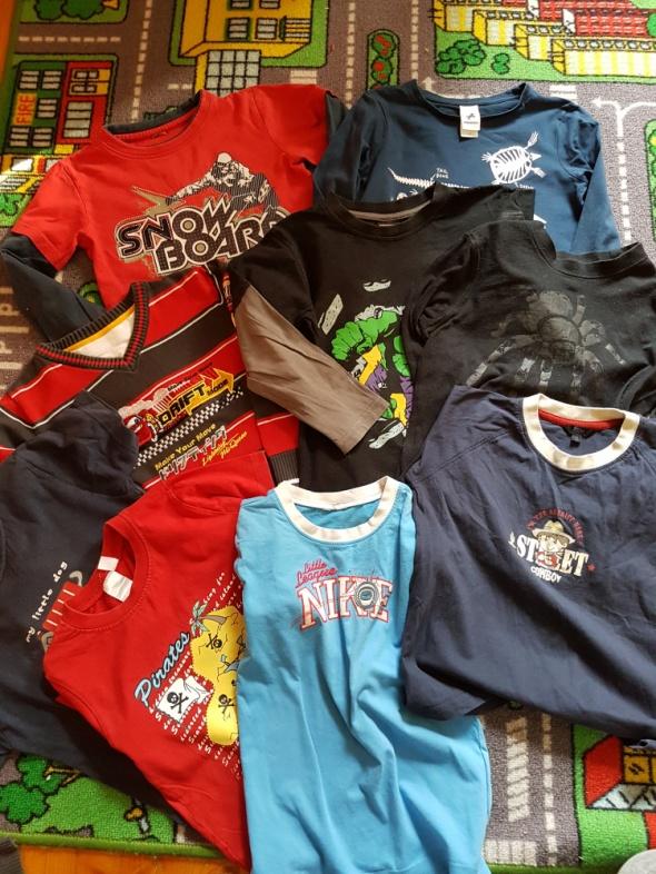 Bluzki długi rękawtshirty Marvel George cherokee 116