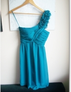 River Island sukienka 34 X Rozkloszowana z koła