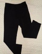 Spodnie męskie eleganckie wizytowe M L 34L 86cm...