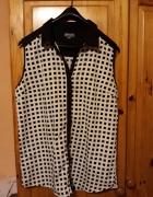 Bluzka elegancka Greenpoint z kołnierzem...