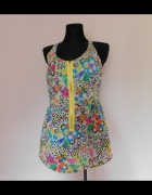 Topshop sukienka mini kolor 38