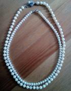 Stare naszyjniki z pereł