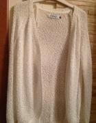 biały lub łososiowy sweter Only...