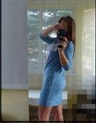 HIT sukienka dekatyzowana NOWA 2 sztuki ost
