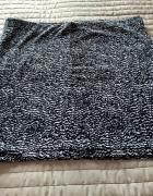 Spódniczka H&M czarno biała rozmiar M