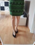 aztecka spódniczka na gumce