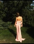 Sukienka z kokarda...