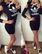 Sukienka Adidas Nike sportowa sukienki