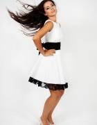 Model Tatiana ecru DeVu szyta na miarę...