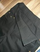 Spodnie rurki czarne tregginsy Avon M modne...