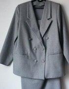 Garsonka kostium spódnica żakiet Rozmiar 42