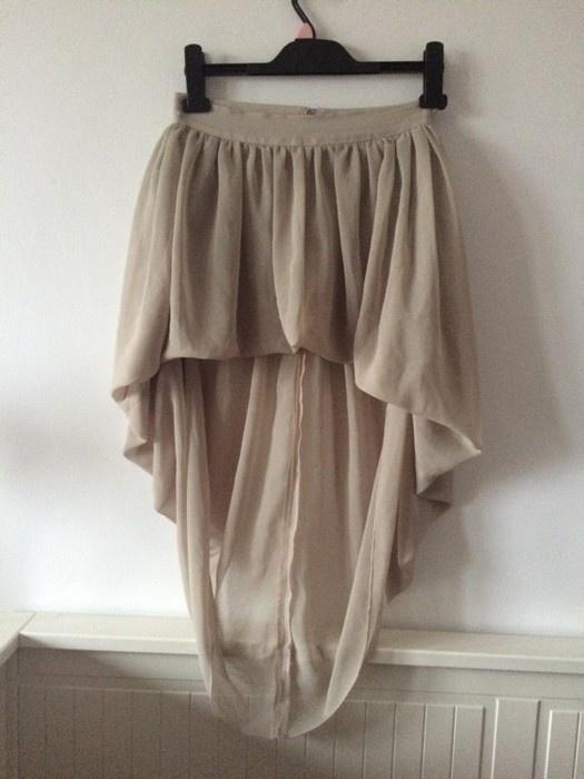 Spódnice spodniczka dłuższy tył