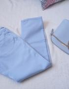 Jeansy błękitne 78