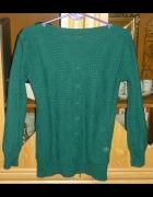 Zielony sweter Rozmiar S