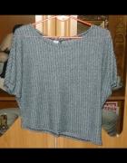 NOWA asymetryczna bluzka koszula Rozmiar S