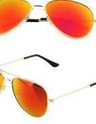 Okulary w stylu Ray Ban