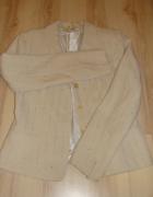 Żakiet spodnie Spódnica komplet