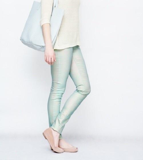 Spodnie H&M Syrenka