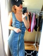 Sukienka jeansowa klasyka