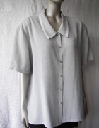 vintage koszula srebrna 5254...