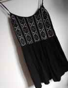 Sukienka lato wzory azteckie M